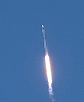 SpaceX / Iridium-2 Launch